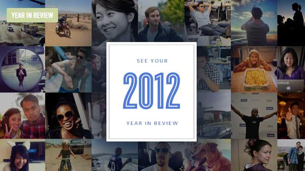 Τι έκαναν οι περισσότεροι στο Facebook το 2012