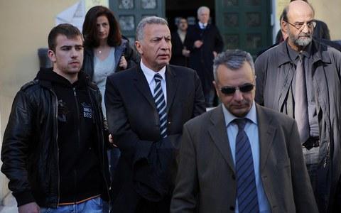Βουλιάζει ο Κορυδαλλός - Προφυλακιστέοι οι 3 συγκατηγορούμενοι του Λαυρεντιάδη Σαραμαντής, Κολλίτζας και Αθανάσογλου