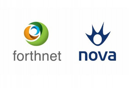 Forthnet - Nova (new logo 2014)