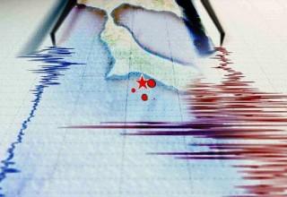 Πολλαπλός σεισμός στη Χαλκιδική - αισθητή η δόνηση και στην Αθήνα