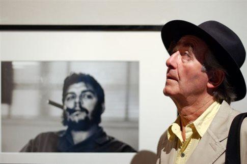 Πέθανε ο Ρενέ Μπουρί, ο φωτογράφος του Τσε Γκεβάρα