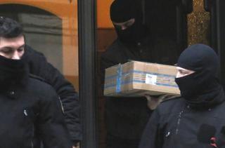 Επιχείρηση της Αντιτρομοκρατικής: Προσαγωγές και όπλα σε διαμέρισμα-γιάφκα