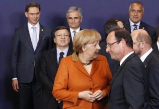 Η ανάπτυξη, το στοίχημα στη Σύνοδο των 18 ηγετών της Ευρωζώνης