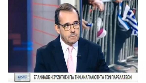 Ανιστόρητος ο Τσίμας για τον ΣΥΡΙΖΑ
