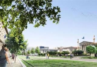 Απένταξη της πεζοδρόμησης της Πανεπιστημίου από το ΕΣΠΑ ζήτησαν οι Βρυξέλλες