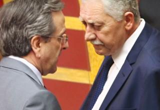 Ο Κουβέλης είχε συμφωνήσει τον Αύγουστο για πρόεδρος
