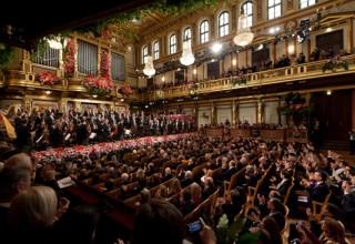 Η Πρωτοχρονιάτικη συναυλία της Βιέννης απευθείας από τη ΝΕΡΙΤ