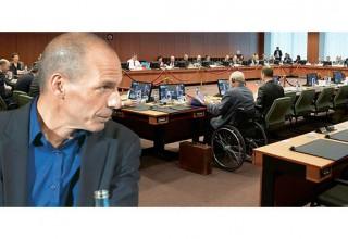 Γιατί δεν πήγε στο δείπνο των Ευρωπαίων υπουργών ο Βαρουφάκης