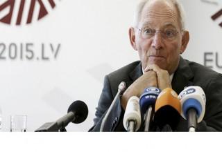 Plan B για την Ελλάδα υπαινίσσεται ο Σόιμπλε