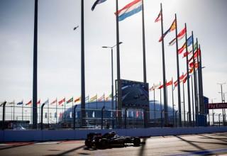 Grand Prix Ρωσίας live στον ALPHA