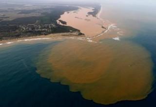 Τεράστια περιβαλλοντική καταστροφή στη Βραζιλία