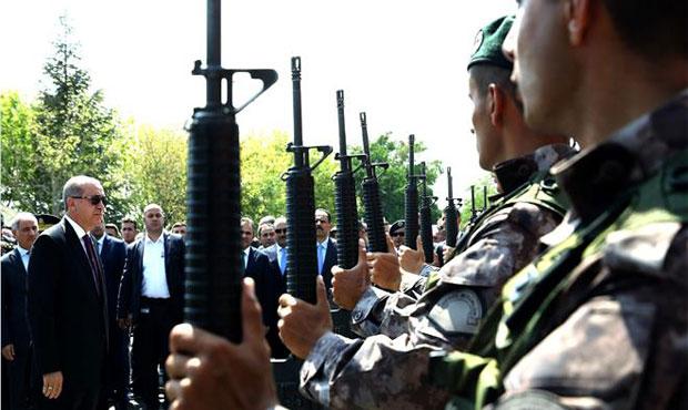 Ερντογάν: «To κράτος θα γίνω εγώ»