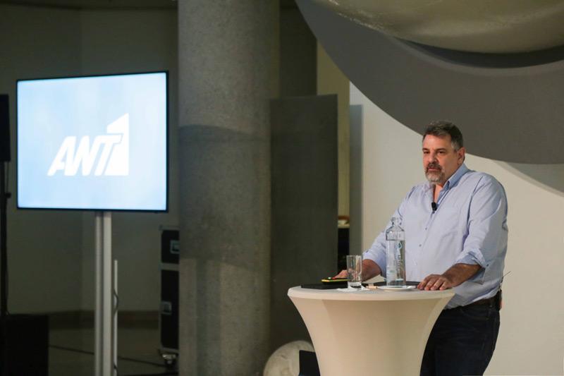 ΟΛΟ ΤΟ ΡΕΠΟΡΤΑΖ! Ο ANT 1 παρουσίασε το νέο του πρόγραμμα (ΕΙΚΟΝΕΣ)